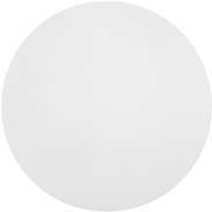"5"" White Round Cakeboard"