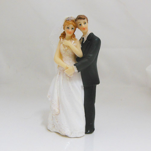 9cm Classic Bride And Groom-2