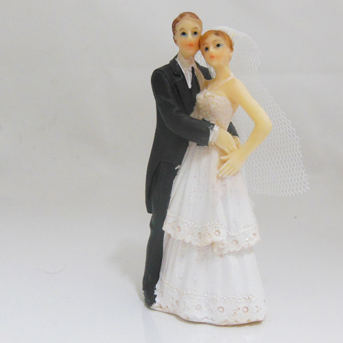 9cm Classic Bride And Groom-3