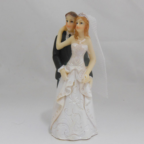 9cm Classic Bride And Groom-4