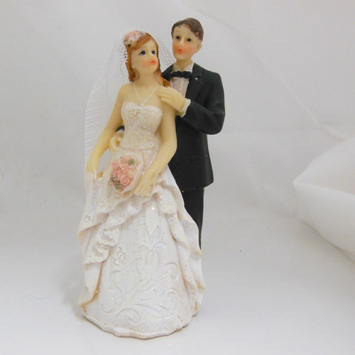 11cm Classic Bride And Groom-1