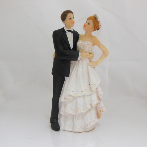 11cm Classic Bride And Groom-2