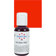 Holiday Red Americolor