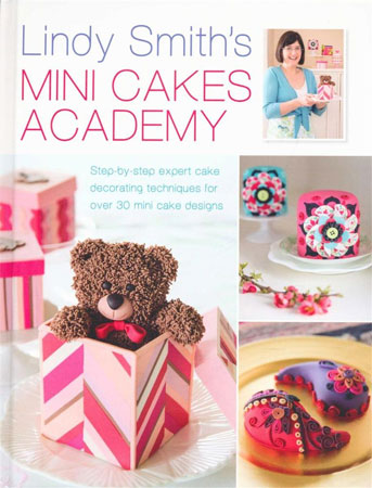 Mini Cakes Academy Book