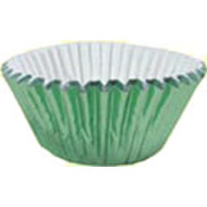 Aqua Metallic #408 Cake Cups