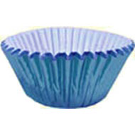 Blue Metallic #408 Cake Cups