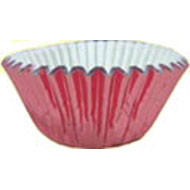 Pink Metallic #408 Cake Cups