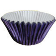 Purple Metallic #408 Cake Cups