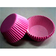 Hot Pink #550 Cake Cups