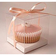 Clear Cupcake Box & Insert