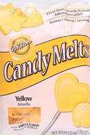 Yellow Candy Melts