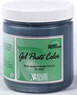 Pine Green Bulk Paste Colour
