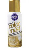 Wilton Gold Colour Mist