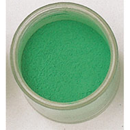 Kelly Green Petal Dust
