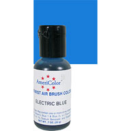 Electric Blue Airbrush Colour