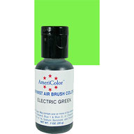 Electric Green Airbrush Colour