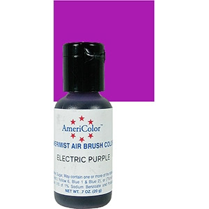 Electric Purple Airbrush Colour