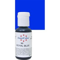 Royal Blue Airbrush Colour