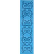 Lace Silicone Mould #38
