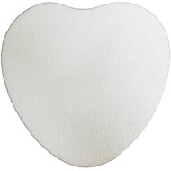 #1 (18cm Wide) Heart Foam