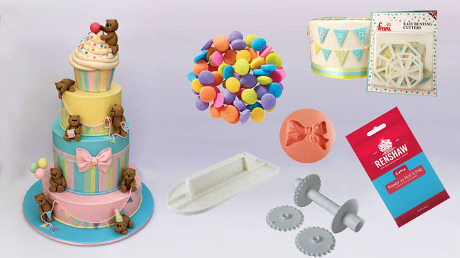 Cake Decorating Supplies at wholesale prices