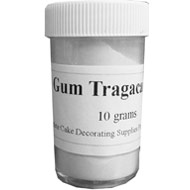 10 Grams Gum Tragacanth