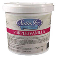 2.5kg Purple Satin Ice Icing
