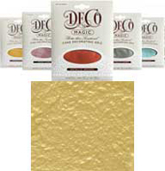 Gold Deco Magic Piping Gel