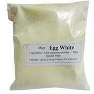100gr Egg White Powder