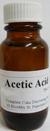 25ml Acetic Acid