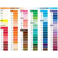 Colour Mixing Chart
