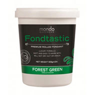 Forest Green  Fondtastic