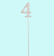 Diamante (4cm) - NUMBER 4