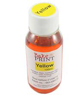 Yellow Edible Ink Refill