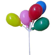 Large Balloon Bunches,