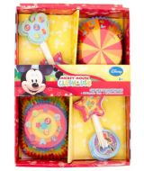 Cupcake Decorating Kit - Mickey Mouse