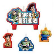 Candle Set Toy Story