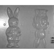 Boy Rabbit 15cm Chocolate Mould
