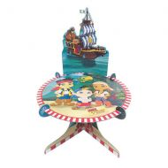 Jake & Nl Pirates Cake Stand