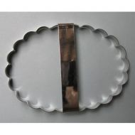 "3"" Oval Scolloped Cutter"