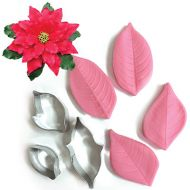 Poinsettia Cutter Set