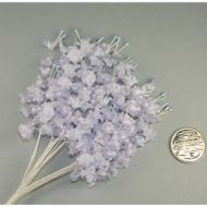 Hanging Wisteria  Spray Blue