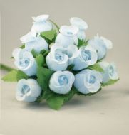Blue Rose Buds