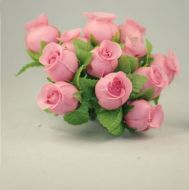 Dusty Pink Rosebuds