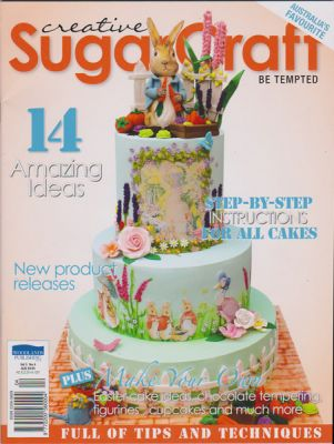 Creative Sugarcraft Magazine