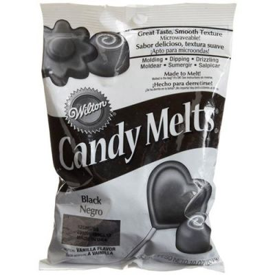 Black Candy Melts