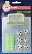 Soccer Birthday Candle Set
