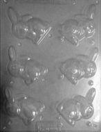 Sitting Rabbit Chocolate Mould