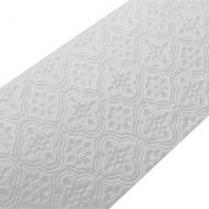 "Cake Wrap Italian Tile 4"" Wide"