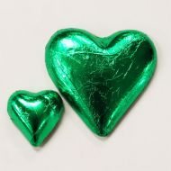 Green Chocolate Foil